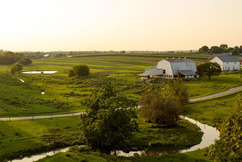 PA Farm stream