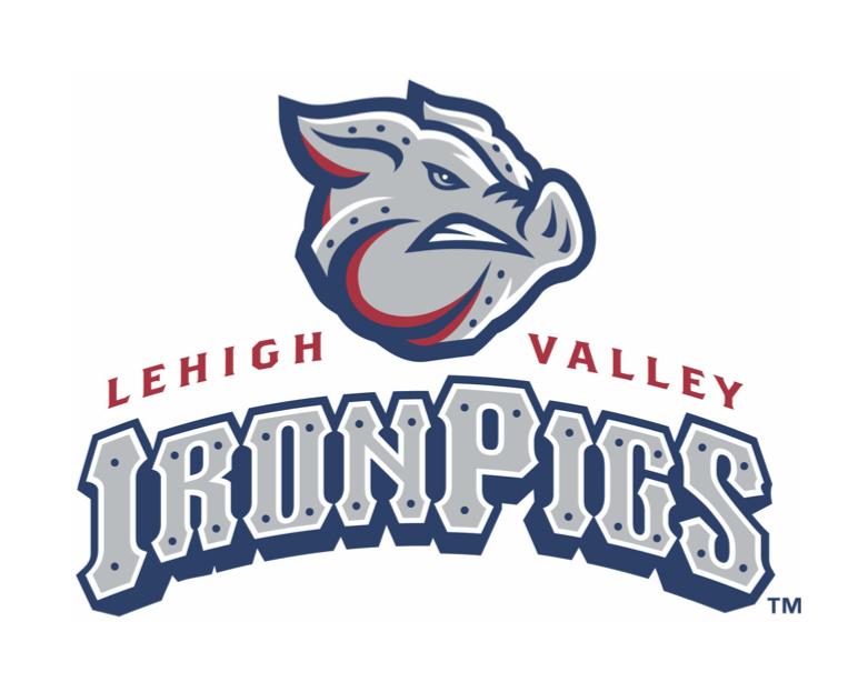 Iron Pigs Logo