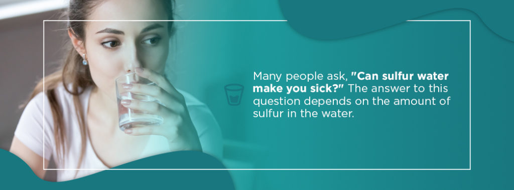 is sulfur water dangerous
